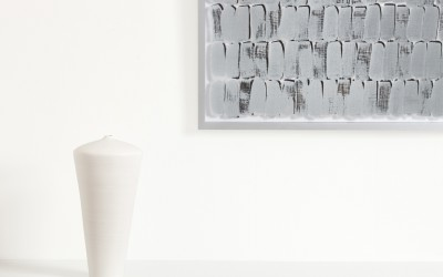 黒田泰蔵と「もの派」小品展