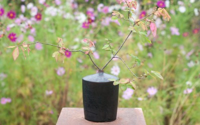 Takao Koshi -Flower Vase-
