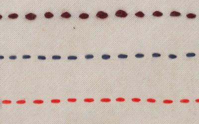 夏休み特別企画〈針と糸〉黒沼真由美 中西瑞季 久村卓